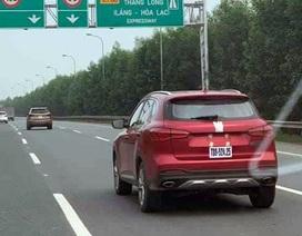 MG Cars gấp rút quay trở lại Việt Nam