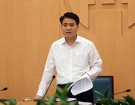 """Ông Nguyễn Đức Chung: Bộ Y tế đã thông báo viện Bạch Mai là """"ổ dịch"""""""