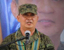Tư lệnh quân đội Philippines mắc Covid-19