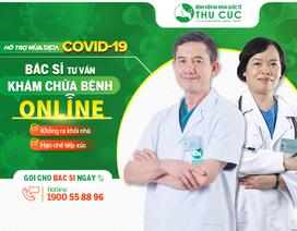 Bác sĩ online - giải pháp cho sức khỏe cộng đồng trong mùa dịch