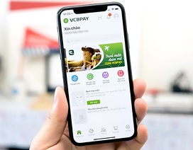 Vietcombank thông báo giảm phí dịch vụ chuyển tiền nhanh liên ngân hàng 24/7