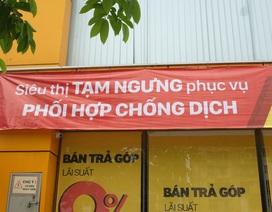 Hà Nội: Cửa hàng điện thoại ngừng kinh doanh, khó khăn nối tiếp khó khăn