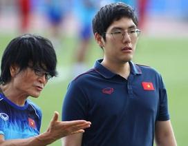 Trợ lý Hàn Quốc chia tay HLV Park Hang Seo