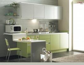 """Tuyệt chiêu thiết kế """"ăn gian"""" diện tích cho căn bếp nhỏ, ai cũng cần biết"""