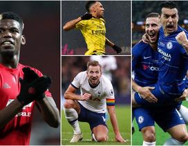 """10 ngôi sao tại Premier League có thể đã """"chia tay"""" CLB"""