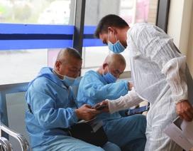 Nhu cầu xuất khẩu tăng mạnh, hàng hóa ùn ứ tại cửa khẩu Kim Thành