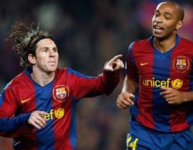 Đội hình trong mơ Champions League dưới góc nhìn của Ronaldinho