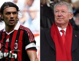 """Đội hình """"săn hụt"""" của Alex Ferguson khi dẫn dắt Man Utd"""