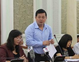 """Sở TN&MT TPHCM nhận phê bình vì """"văn bản hỏa táng"""""""