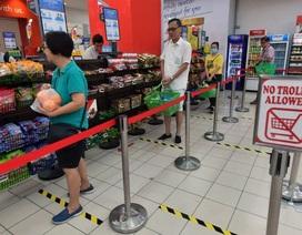 Singapore phạt tù người không giữ khoảng cách 1 mét giữa dịch Covid-19