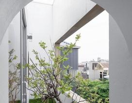 """Ngôi nhà nhiều mái vòm độc đáo, """"không nỡ rời mắt""""  ở Nam Định"""