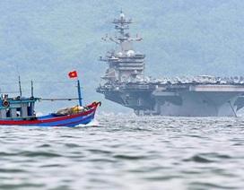 Thủy thủ tàu sân bay Mỹ thăm Đà Nẵng mắc Covid: Chưa xác định nguồn lây