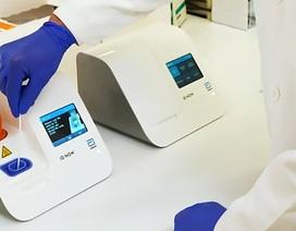 Mỹ cấp phép lưu hành xét nghiệm chẩn đoán virus corona trong vòng 5 phút