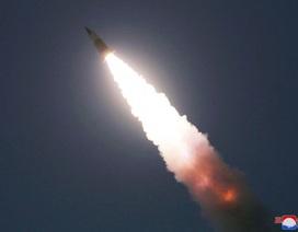Nhật Bản nói Triều Tiên phóng tên lửa đạn đạo