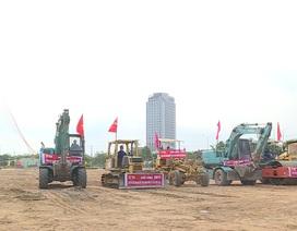 Đà Nẵng khởi công cải tạo nút giao thông phía tây cầu Trần Thị Lý
