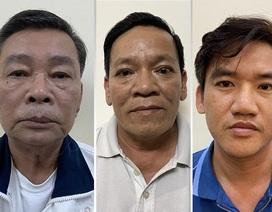 Bắt giám đốc và 2 phó giám đốc Công ty Thiên Phú
