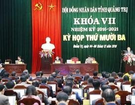 Quảng Trị hoãn tổ chức kỳ họp HĐND để tập trung chống dịch