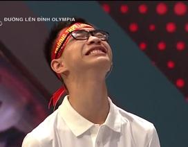 Nam sinh Bắc Ninh dốc quyết tâm giành Vòng nguyệt quế Olympia vào phút chót