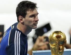Lionel Messi: Ngôi sao cô đơn với giấc mơ World Cup