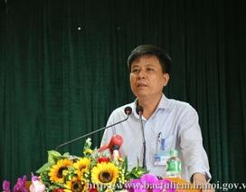 Hà Nội: Tiết lộ danh tính người tố cáo, một chủ tịch phường bị kiểm điểm