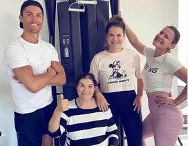 Gia đình C.Ronaldo đón tin vui giữa mùa dịch Covid-19