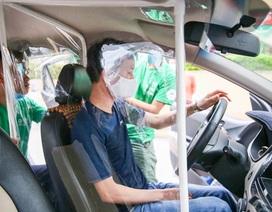 """""""Chiêu độc"""" của cánh lái xe taxi trong thời dịch Covid-19"""