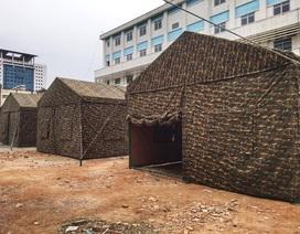 Công ty Trường Sinh cũng cung cấp suất ăn cho Bệnh viện Nội tiết Trung ương