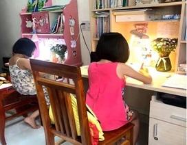 Trẻ cần được quan tâm chăm sóc khi có kì nghỉ dài ngày tránh dịch Covid-19