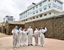 Hà Nội dồn lực tối đa hỗ trợ mọi yêu cầu của Bệnh viện Bạch Mai