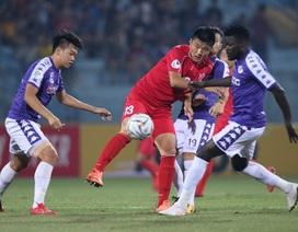 6 đội bóng ủng hộ V-League đá tập trung phía Bắc