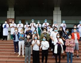 Thêm 27 bệnh nhân khỏi bệnh, Việt Nam đã chữa thành công 52 ca mắc Covid-19