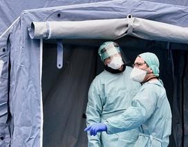 Số người chết vì Covid-19 ở Italia lên gần 11.000 người