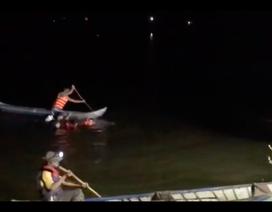 Lật thuyền trên lòng hồ thủy điện, 3 người tử vong