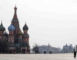 Nga phong tỏa Moscow vô thời hạn nhằm đối phó Covid-19