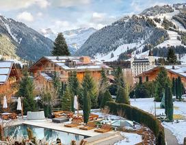"""Ngôi làng """"biệt lập"""" chỉ dành cho giới siêu giàu thế giới ở Thụy Sỹ"""