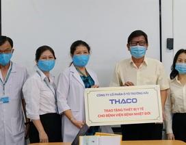 THACO tài trợ thiết bị y tế hơn 3,6 tỷ đồng hỗ trợ phòng, chống dịch bệnh Covid-19