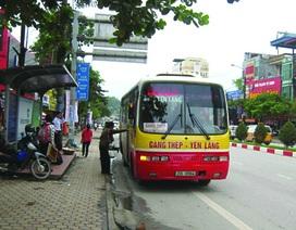 Thái Nguyên tạm dừng các loại hình vận tải hành khách công cộng
