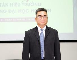 Trường ĐH Hoa Sen có tân Hiệu trưởng