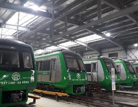 Đường sắt Cát Linh - Hà Đông: Nhà thầu đã nhận thanh toán 509 triệu USD