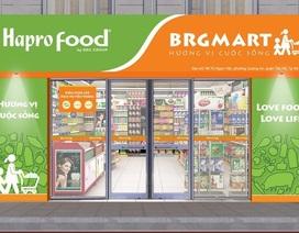 Tập đoàn BRG mở thêm 10 cửa hàng Hapro Food phục vụ nhân dân