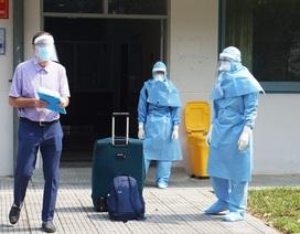 Cho ra viện bệnh nhân mắc Covid-19 thứ 2 tại Thừa Thiên Huế