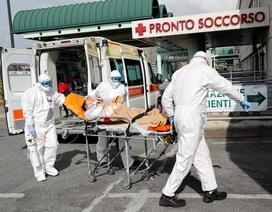 Số ca mắc Covid-19 ở Italia vượt 100.000 người