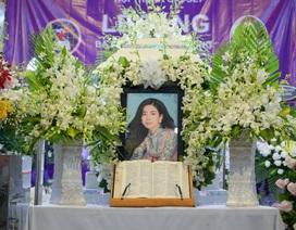 Đưa tiễn diễn viên Mai Phương về nơi an nghỉ cuối cùng