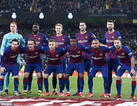 Messi và cầu thủ Barcelona chấp nhận giảm 70% lương trong mùa dịch