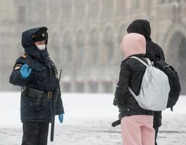 Số ca Covid-19 ở Nga tăng kỷ lục trong 24 giờ lên hơn 2.300
