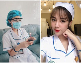 Sinh nhật đáng nhớ của nữ điều dưỡng viên tại bệnh viện Bạch Mai