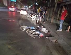 Hà Nội: Truy tìm tài xế ô tô gây tai nạn rồi bỏ trốn