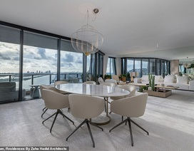 Ngắm căn hộ 24 triệu USD của vợ chồng Beckham