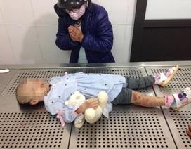 Bé gái 3 tuổi tử vong thương tâm nghi do mẹ đẻ, bố dượng bạo hành