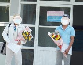 Ninh Thuận: Công bố khỏi bệnh đối với bệnh nhân 61 và 67